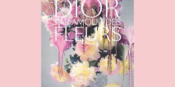 Dior par amour des fleurs Flammarion
