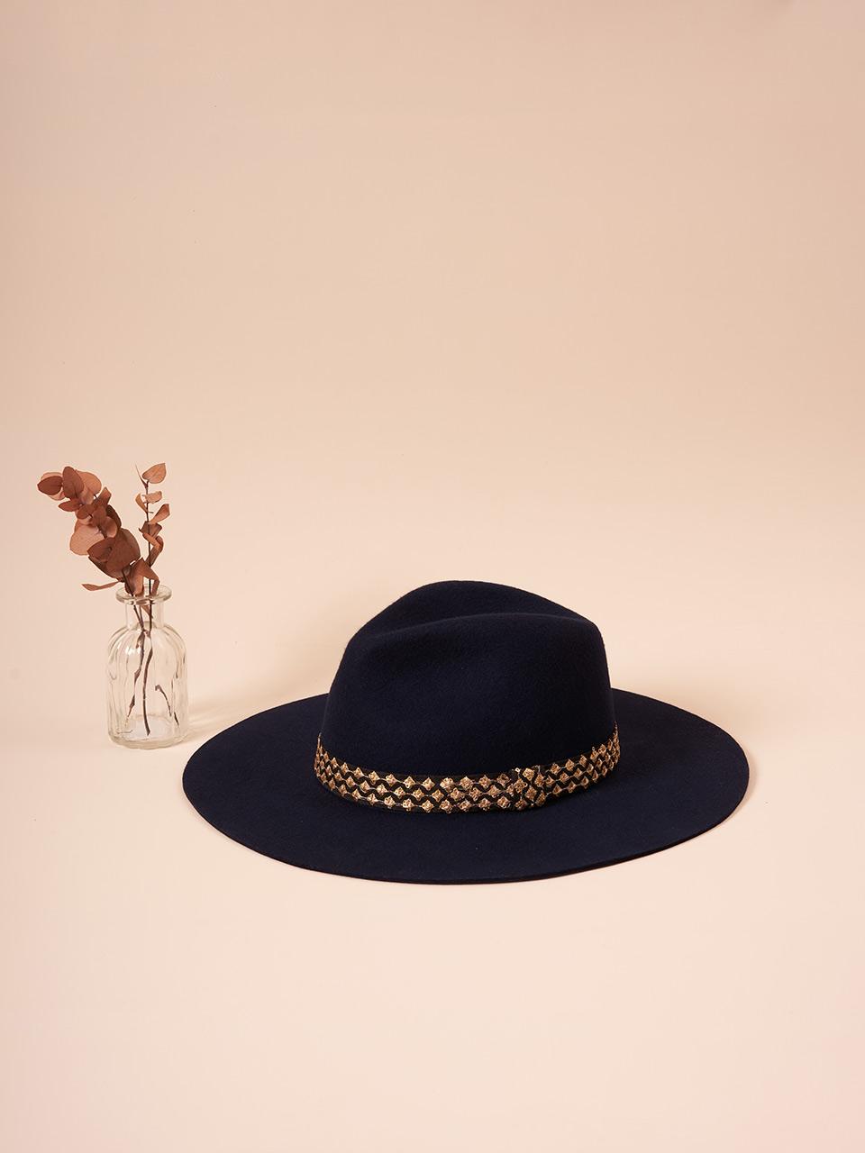 Maradji chapeau victor midnight