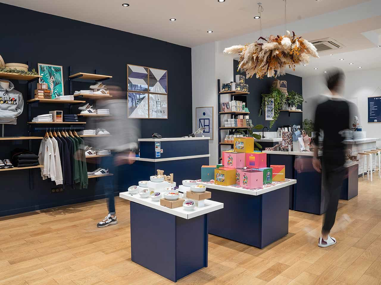 Twins Concept store