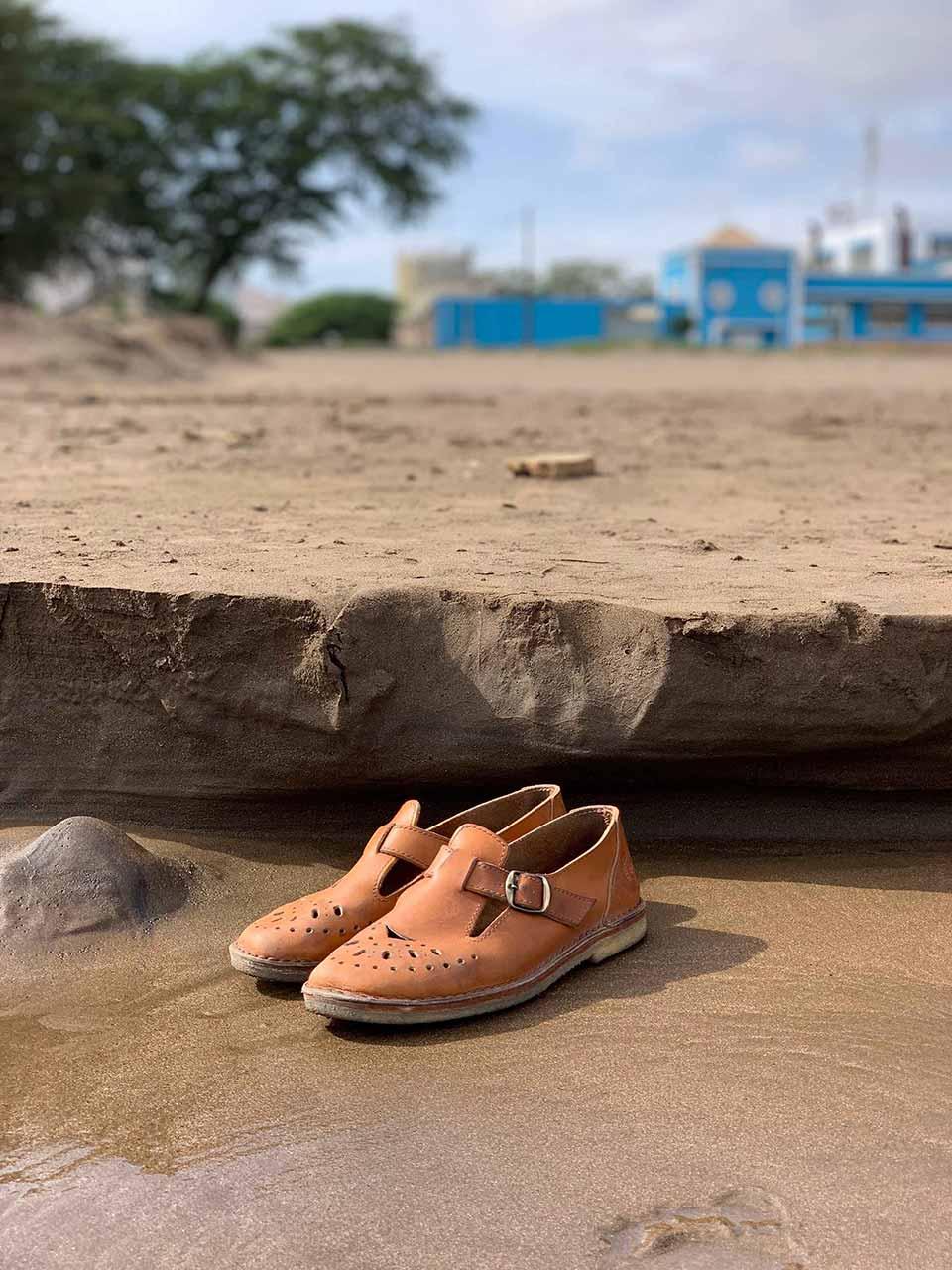 La Botte Gardiane chaussure cuir