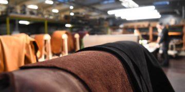 Fin 2020, la tannerie Radermecker est passée à l'heure du digital avec l'ouverture d'un site marchand de cuirs, sans minima de commande.