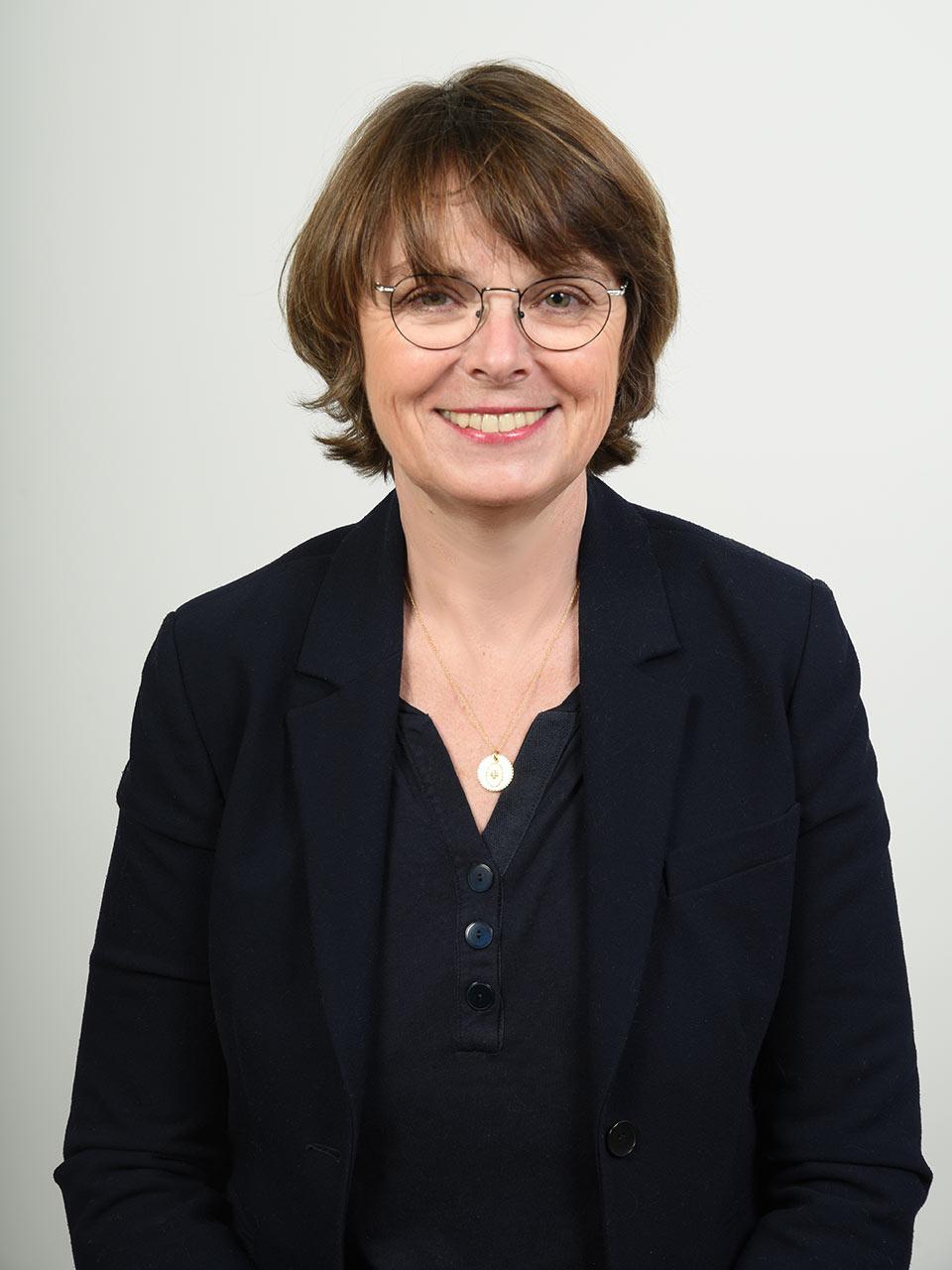 Sophie Brenot Présidente FNDMV
