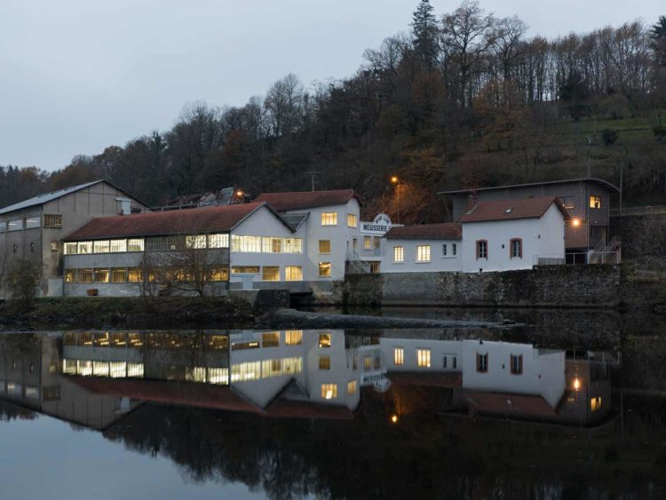 Tannerie Limoges cuir nappa Prada Group
