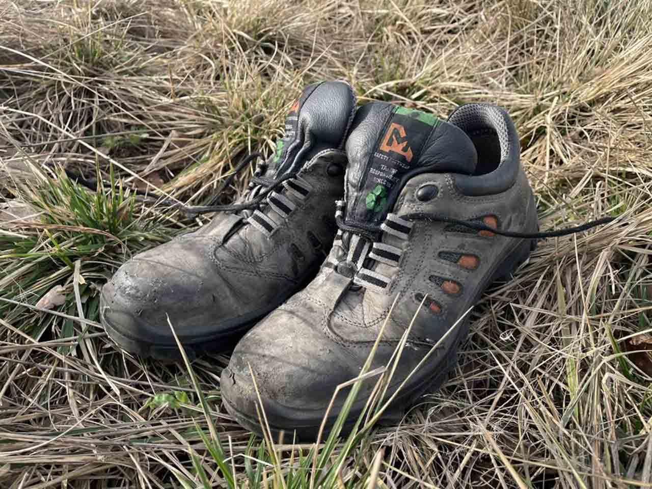 Emma Amazone safety shoes