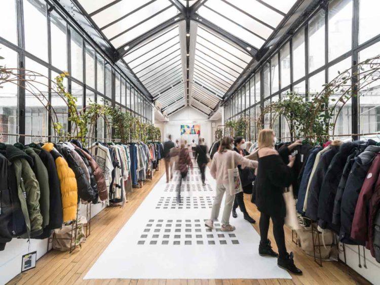 Du 1er au 5 février dernier, Messe Frankfurt France a montré sa capacité à tisser les liens entre acheteurs et fournisseurs à travers un nouveau format d'événement, dénommé Texworld Evolution, au sein de l'Atelier Richelieu à Paris.