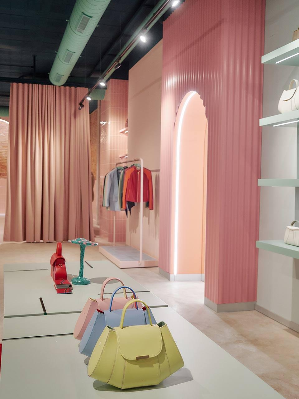 Espai Mietis boutique studio Barcelone