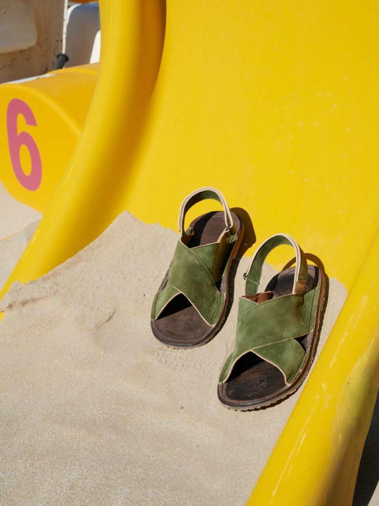 PèPè sandales cuir enfants