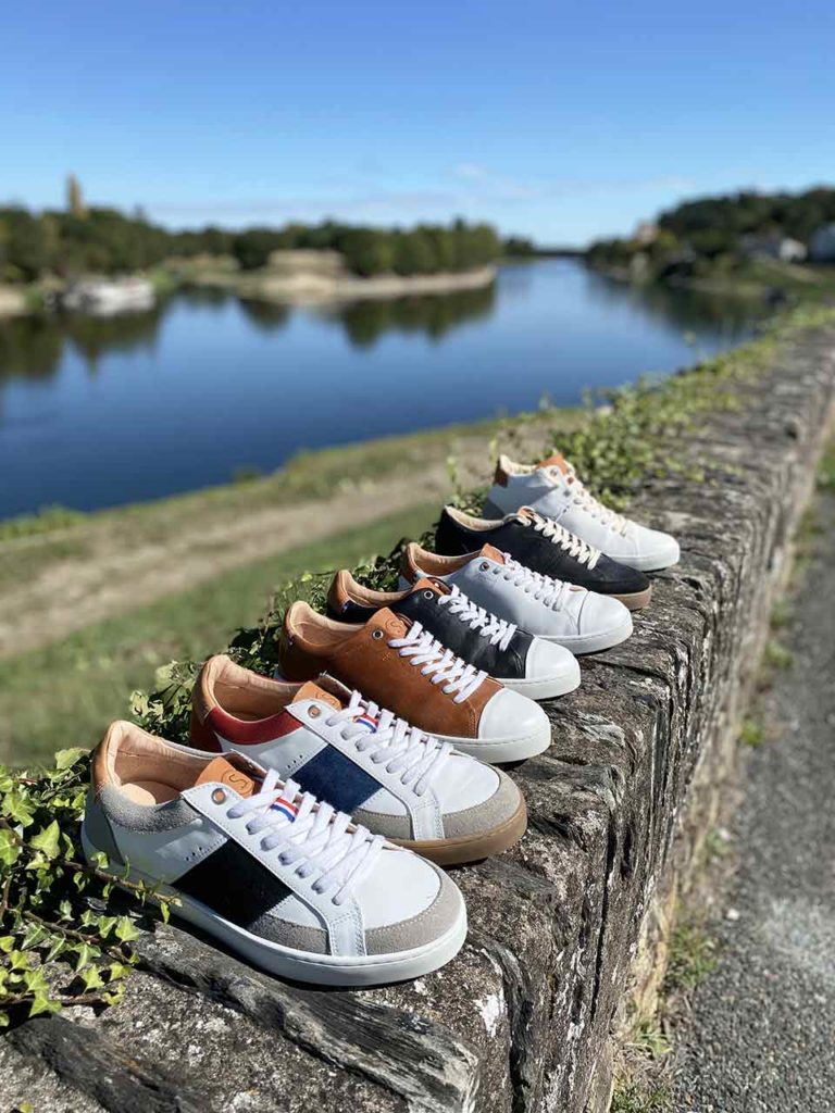 Sneaker Sessile cuir France