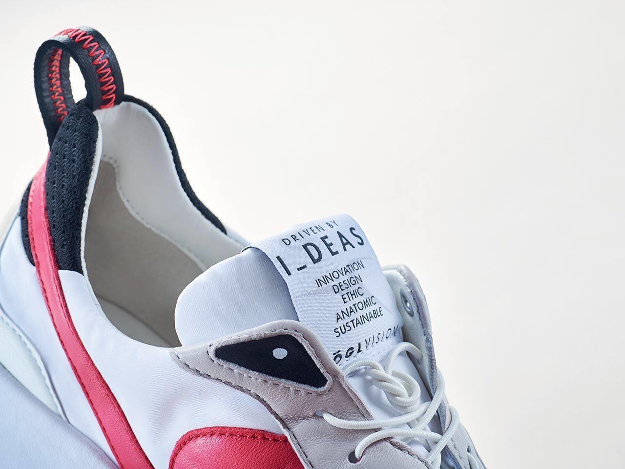HÖGLVISION sneakers recyclées