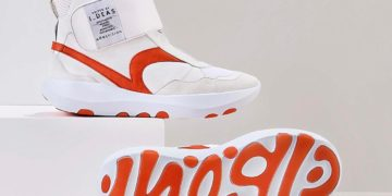 Hoglvision sneakers cuir nylon