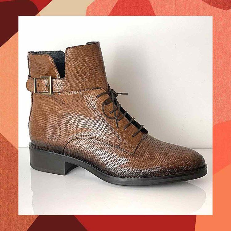 QooTum chaussures cuir femme