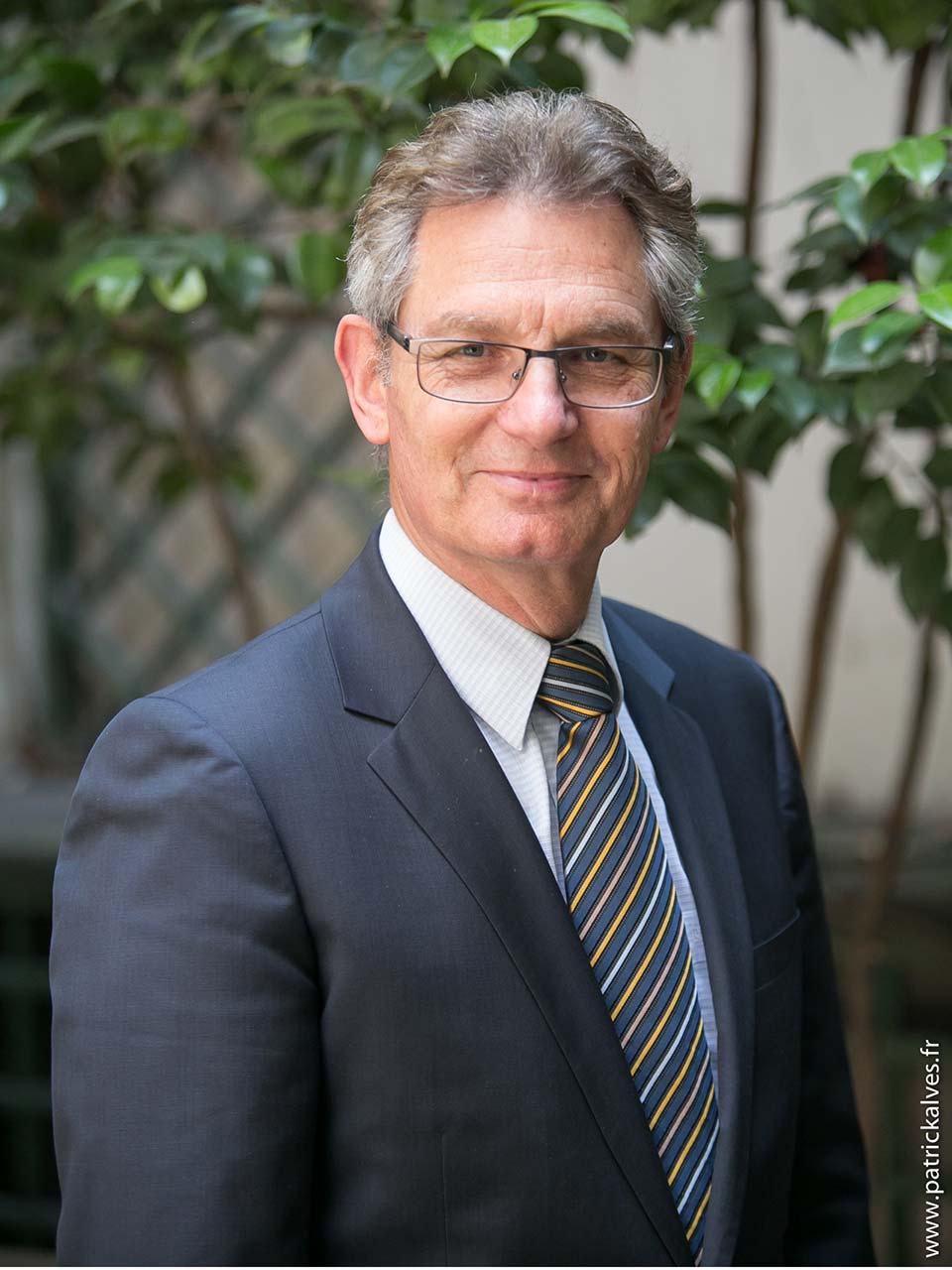 Frank Boehly Président CNC