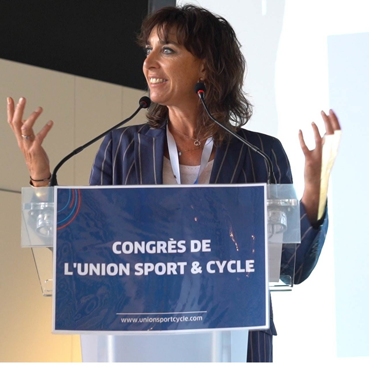 Pascale Gozzi Union Sport Cycle