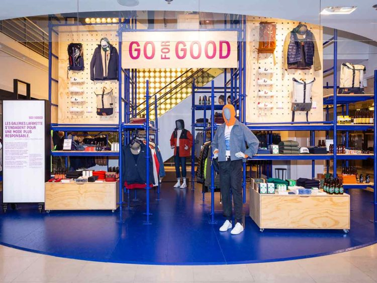 Go for Good Galeries Lafayette