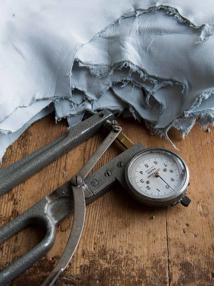 Alric megisserie cuir Millau