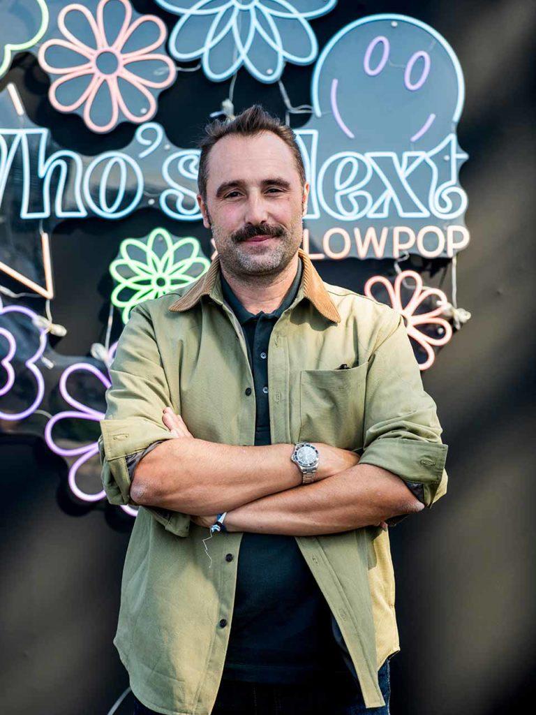 Frédéric Maus Directeur Général salon Whos Next