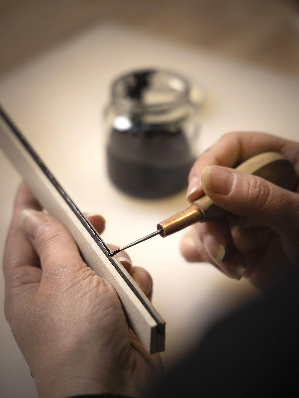 Maison Au bijou fabrication atelier