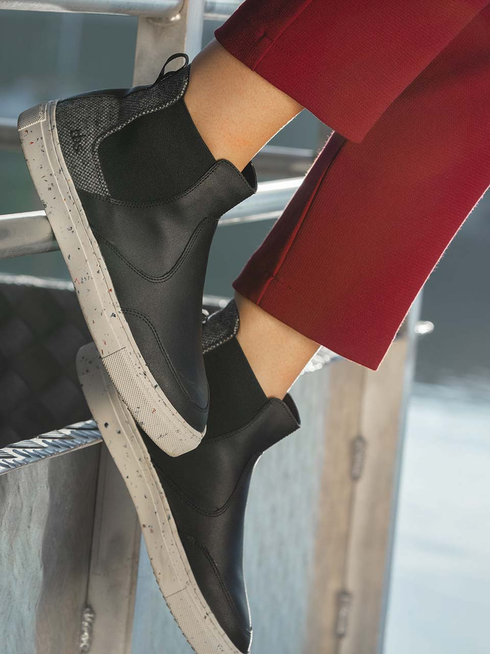 TBS chaussure recyclée