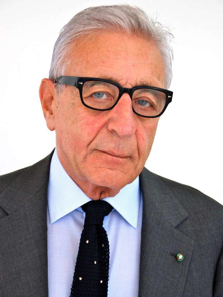 Gianni Russo Président Lineapelle