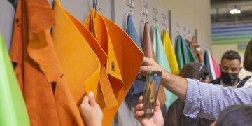 Lineapelle salon cuir Italie