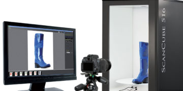 ScanCube Studio Photo FFC